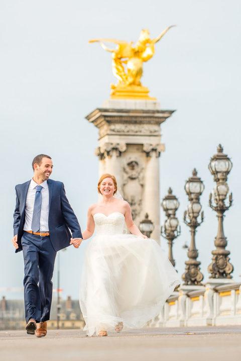 Elopement Hochzeit Paris