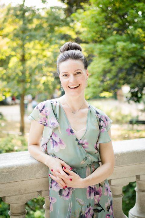 Freie Traurednerin in Paris Laura Montorio