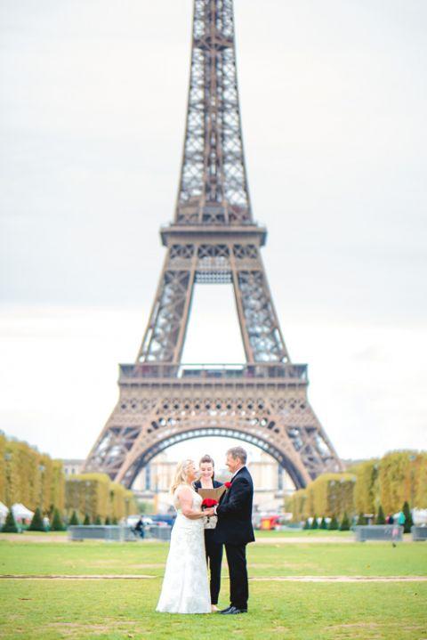 Erneuerung Eheversprechen Paris