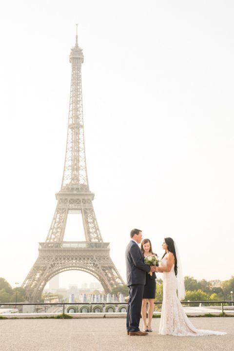 hochzeitszeremonie elopement paris eiffel turm